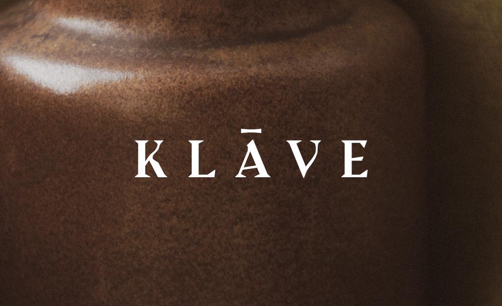 klave ceramiste studio logo