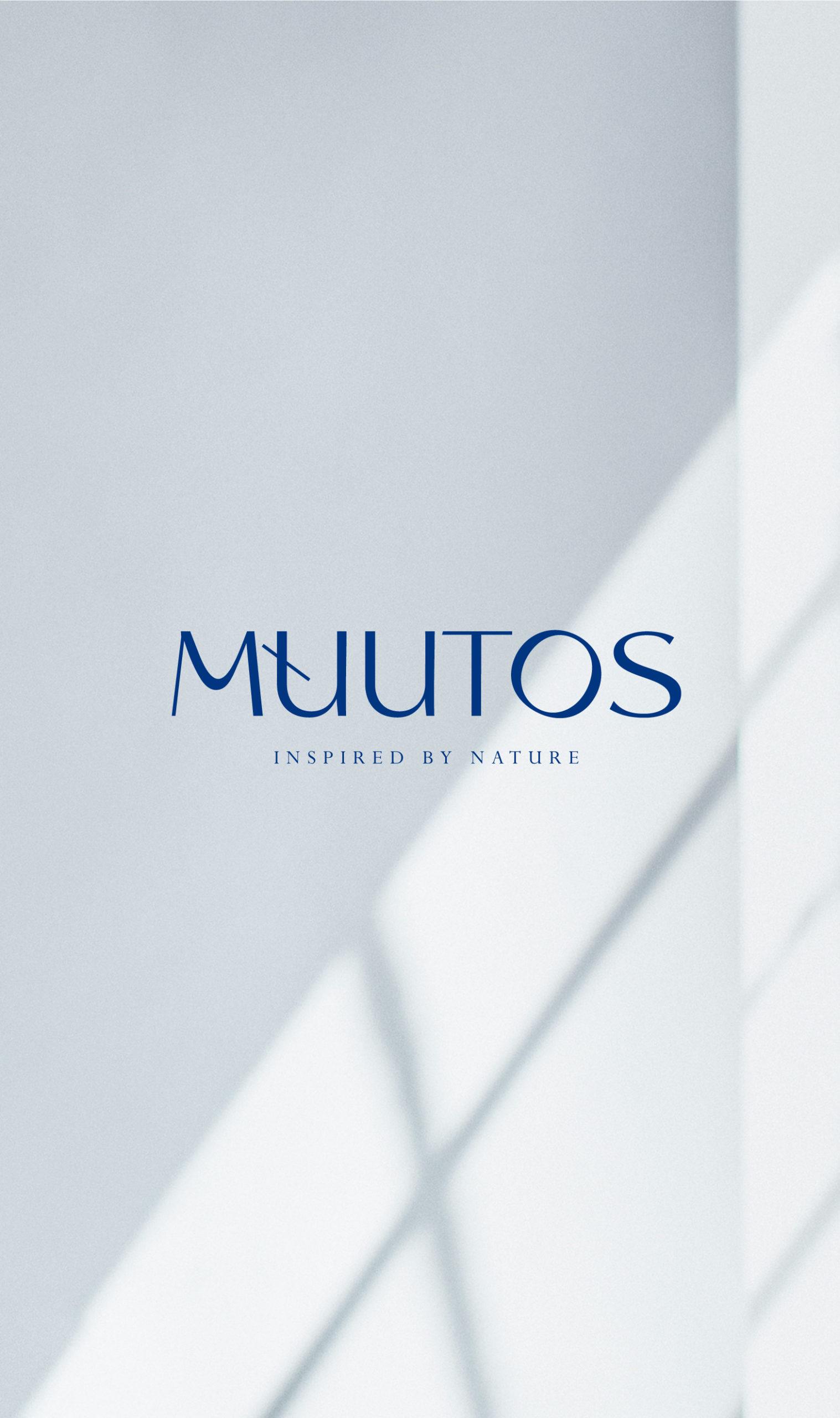 Logo identité de marque muttos design finlandais interieur graphisme